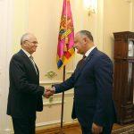 Додон примет участие в Саммите глав государств СНГ