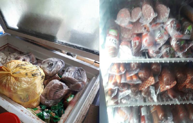 У владельца магазина в Бессарабке изъяли сотни литров контрафактного алкоголя (ФОТО)