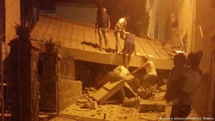 Среди пострадавших от землетрясения в Италии нет граждан Молдовы