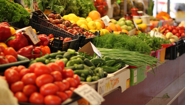 Сколько стоят овощи и фрукты на рынках Кишинева