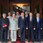 В День независимости Игорь Додон наградил выдающихся граждан и иностранных друзей Молдовы