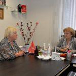 Зинаида Гречаный приняла граждан по личным вопросам