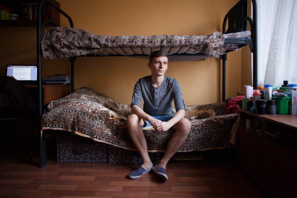Условия проживания в общежитиях Госуниверситета показали на видео