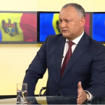 Додон: Воссоединение страны – гарантия сохранения государственности Молдовы (ВИДЕО)