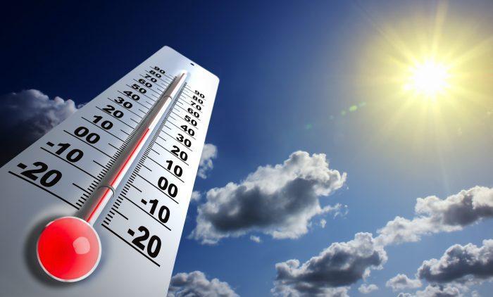 """""""Жёлтый код"""" в Молдове: ожидается до +34°С"""