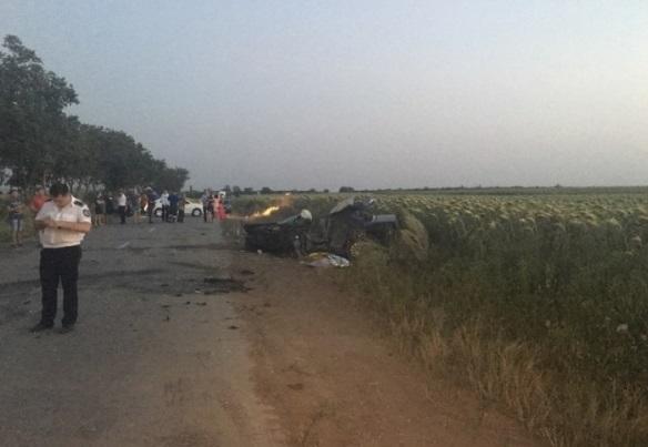 Скончалась дочь супругов, погибших в ДТП в Бачой неделю назад