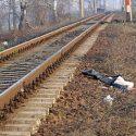 В Кишиневе молодого человека насмерть сбил поезд
