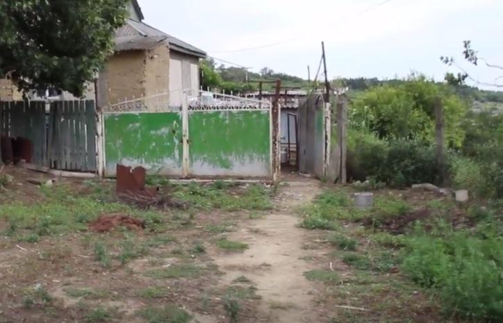 Опубликовано видео с места убийства супругов их приемным сыном