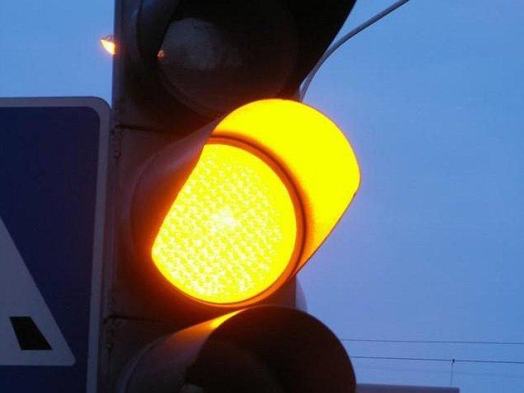 Внимание, водители! На оживлённом перекрёстке в секторе Рышкановка не работает светофор