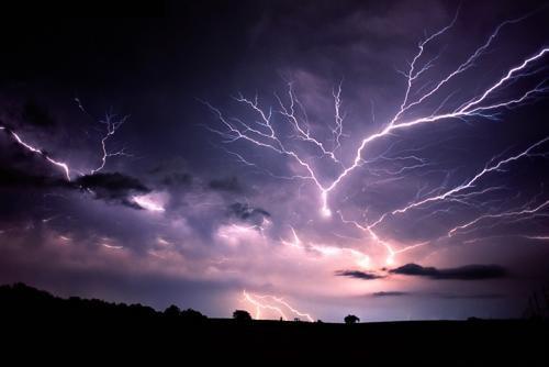 В стране объявлен желтый код метеоопасности