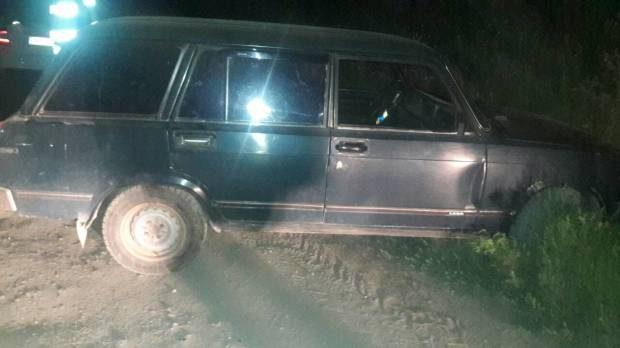 Молодой человек в Криулянах угнал машину своего односельчанина