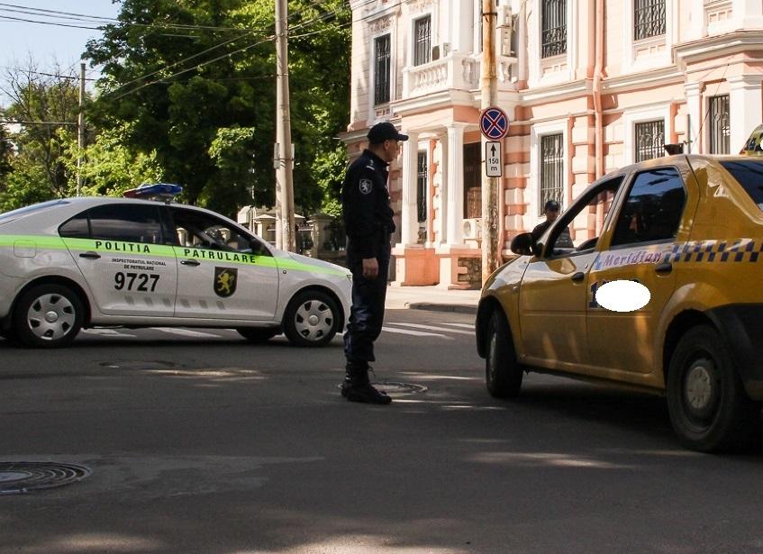 Нетрезвых таксистов на неисправных машинах обнаружили в Кишиневе