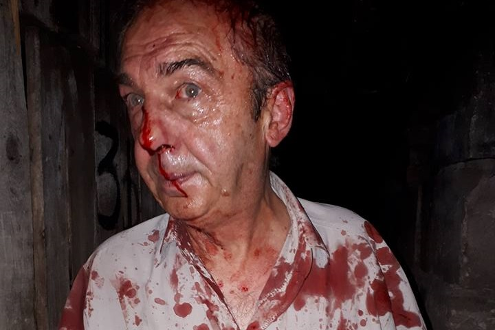 Пьяного мужчину, жестоко избившего пенсионера в Кишиневе, накажут штрафом