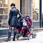В Кишиневе молодую маму выгнали из магазина с коляской (ФОТО)