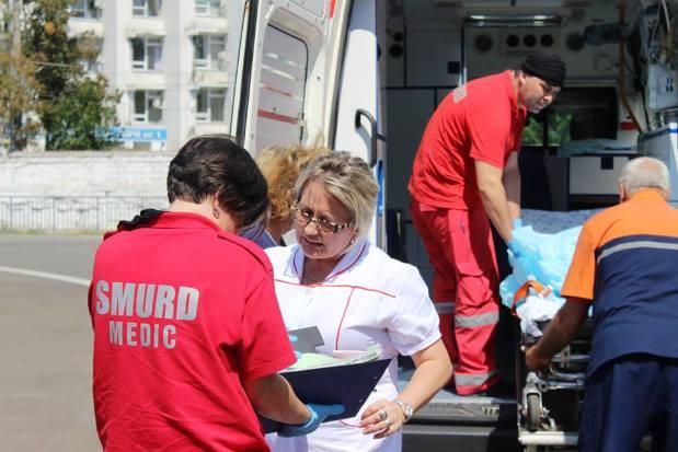 Обварившаяся кипятком девочка госпитализирована с серьезными ожогами