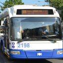 Ночной маршрут троллейбуса №22 был изменен, а №24 — приостановлен