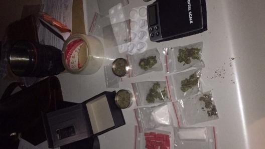 Поставщики наркотиков в ночные клубы столицы задержаны полицией (ВИДЕО)