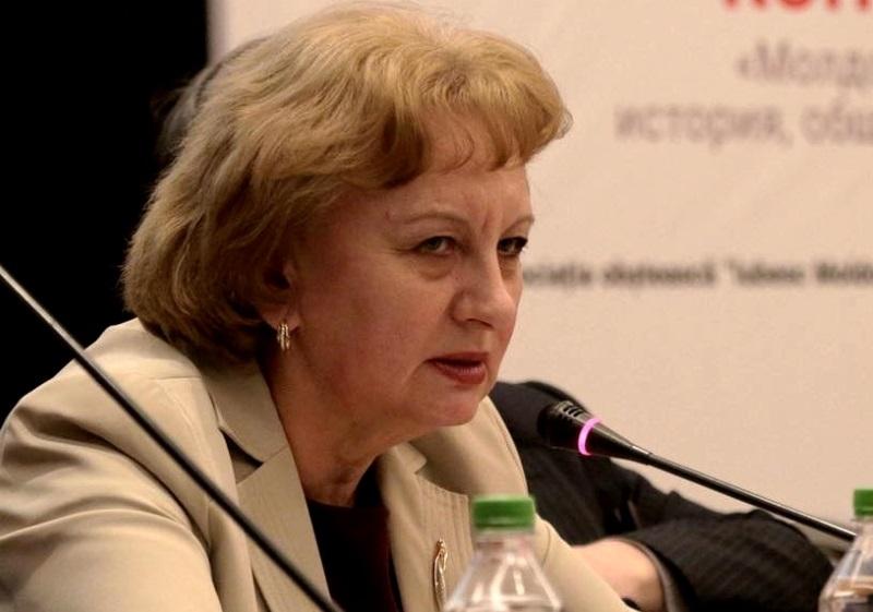 Вопреки позиции властей Зинаида Гречаный принимает участие в рабочем заседании государств СНГ