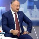 Додон: Референдум по отставке Киртоакэ необходим, так как Гимпу и Плахотнюк могут помириться и вернуть его в примэрию
