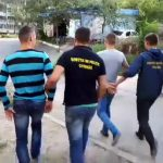 Полиция задержала трех грабителей, орудовавших на улицах Кишинева (ВИДЕО)