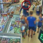 В Кишиневе преступник заманил детей мороженым и украл у них телефон (ВИДЕО)