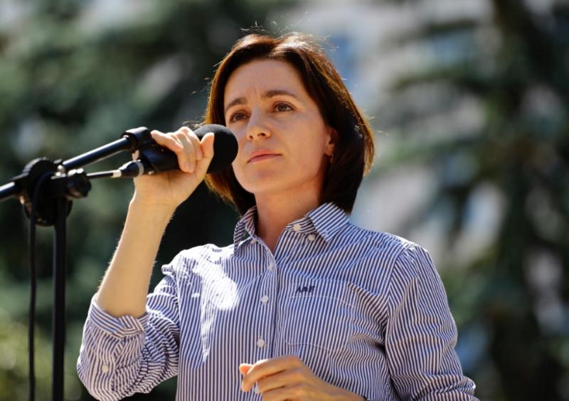 Игорь Додон выдвинул кандидатуру Майи Санду на пост премьера