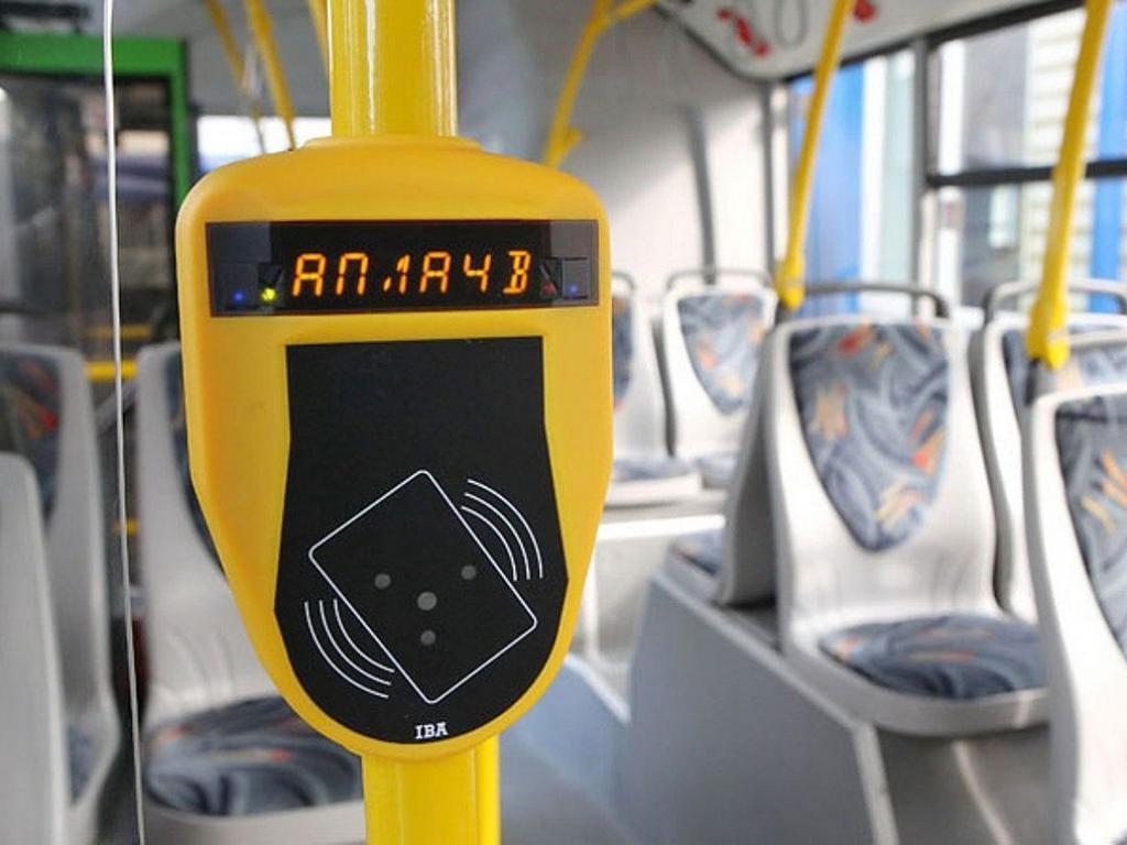 Электронные билеты в кишиневском транспорте могут быть внедрены с 2018 года