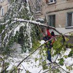 Правительство до сих пор не выделило деньги для устранения последствий апрельского снегопада