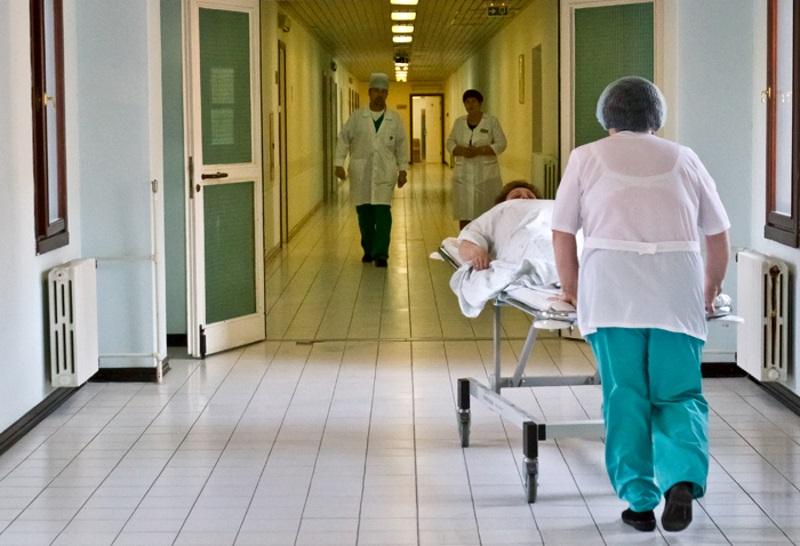 В результате вчерашнего пожара на Рышкановке госпитализирована женщина