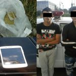 Подростков, выхвативших мобильный телефон у жителя Кишинева, поймали по горячим следам (ВИДЕО)