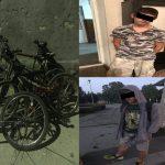 Двое несовершеннолетних украли в Кишиневе 7 велосипедов за неделю (ВИДЕО)