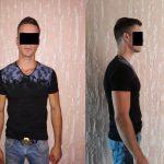 Направляющегося домой жителя столицы ограбил неизвестный посреди улицы (ВИДЕО)