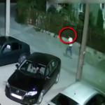 Возвращавшаяся домой жительница Кишинева подверглась нападению грабителя (ВИДЕО)