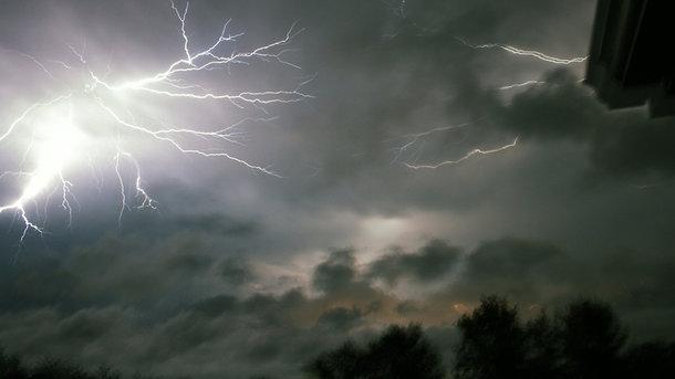 В Приднестровье объявлено штормовое предупреждение
