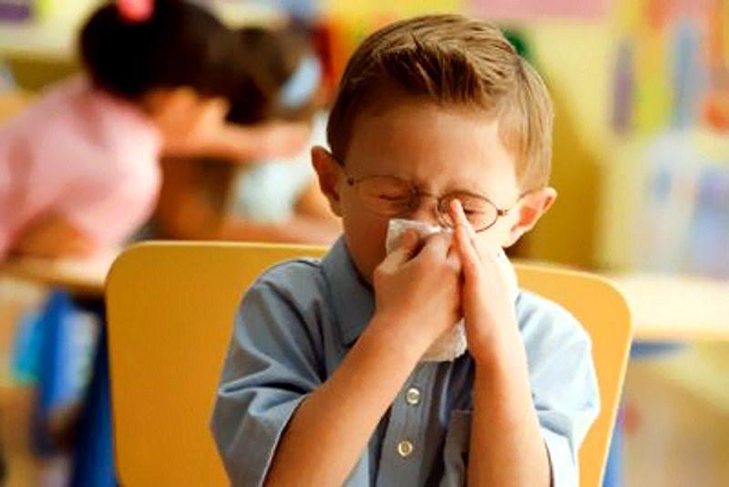 В столице на 25% выросло количество заболевших детей и подростков вирусными инфекциями