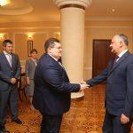 По инициативе президента взаимодействие бизнес-сообществ Молдовы и России продолжает расширяться