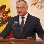 Додон призвал Киев пересмотреть свою новую политику в отношении этнокультурных меньшинств