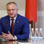 Додон: Мы не позволим, чтобы то, что происходит с русским языком в других странах, произошло в Молдове (ВИДЕО)