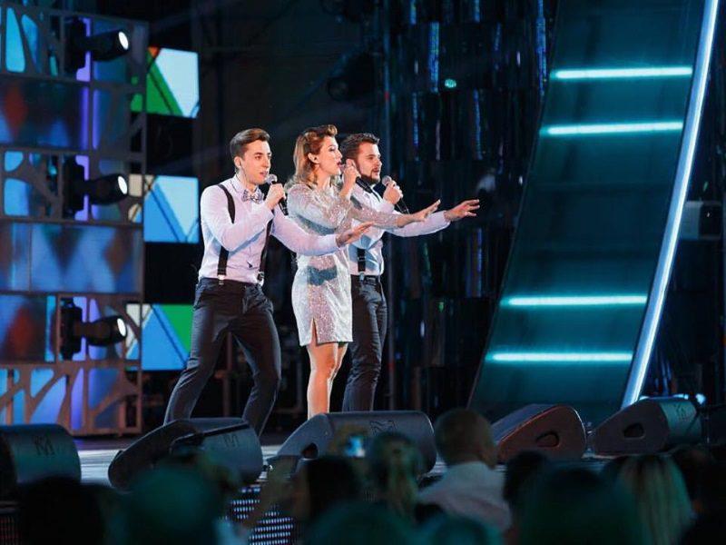 """DoReDoS показала эксклюзивное видео с первой репетиции на """"Евровидении-2018"""""""