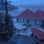 """Живущая на Карибах молдаванка сняла на видео шокирующие последствия урагана """"Ирма"""""""