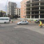 На Ботанике оборудовали новый участок дороги с круговым движением (ФОТО)