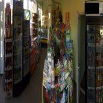 Полиция выявила серьезные нарушения в деятельности столичного магазина (ВИДЕО)