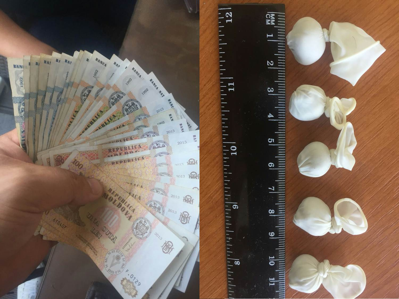 Преступная группировка распространяла в Кишиневе тяжелые наркотики (ВИДЕО)