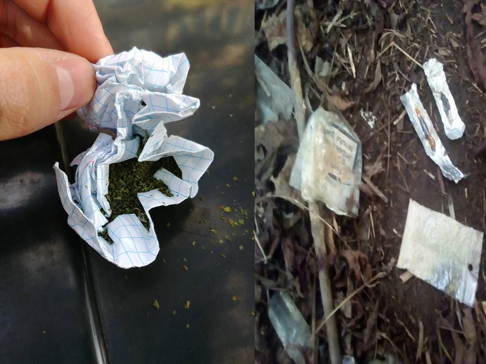 "Полиция Кишинева провела удачную ""охоту"" на наркоманов (ВИДЕО)"