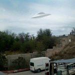 В небе над Кишиневом сфотографировали НЛО? (ФОТО)