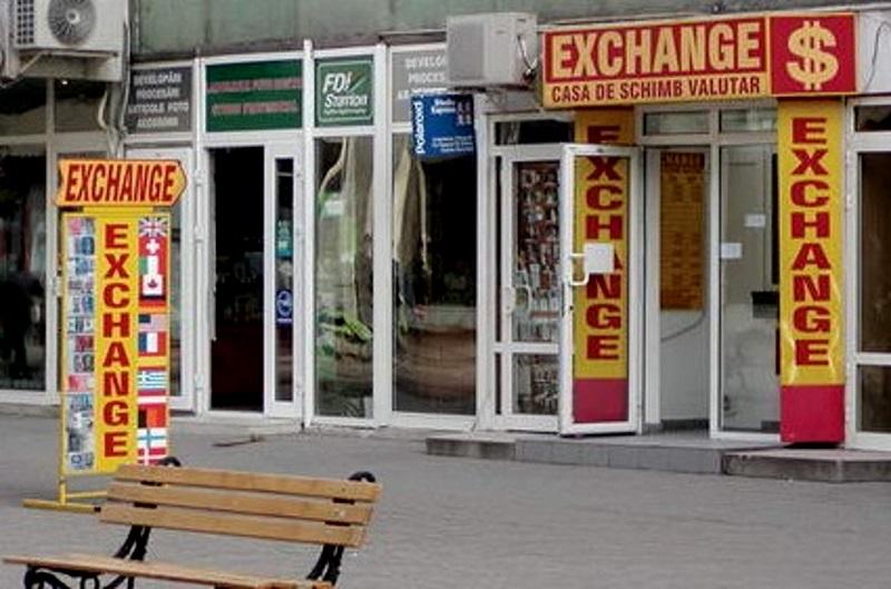 Около 100 обменных пунктов были санкционированы Нацбанком Молдовы