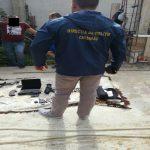 «Начиненный» оружием и боеприпасами дом обнаружила полиция в Хынчештах (ВИДЕО)