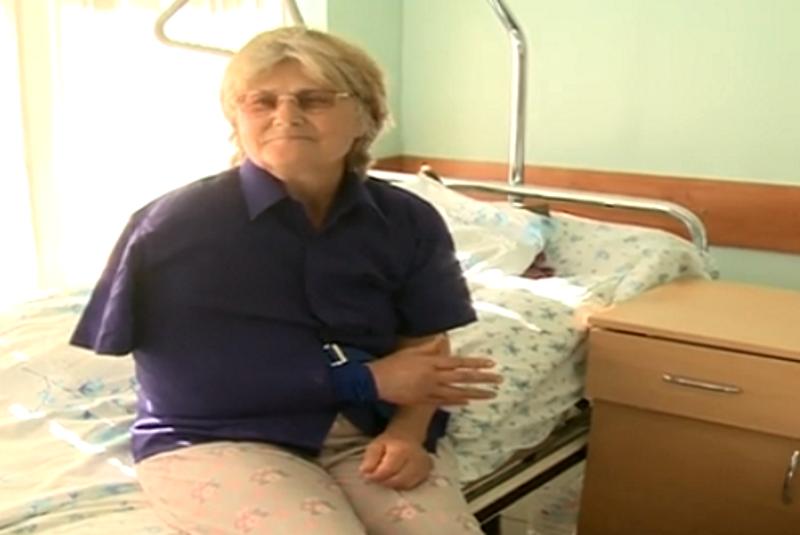 Жительница Унген, едва не оставшаяся с нефункционирующей правой рукой, получила второй шанс (ВИДЕО)