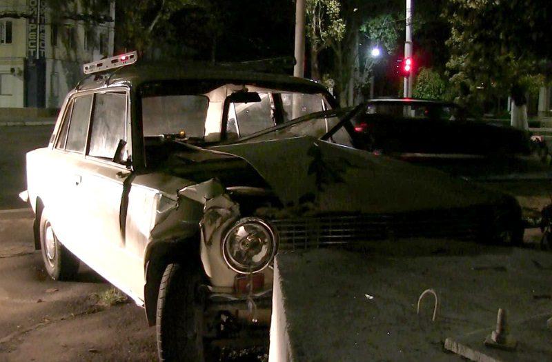 Погоню за нетрезвым угонщиком авто устроили патрульные инспекторы в Тирасполе (ФОТО)