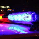 Пьяный мотоциклист врезался в столб. Его пассажира госпитализировали